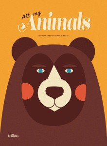 Dawid Ryski All_my_animals_cover, Peekaboo polish -islandic children books