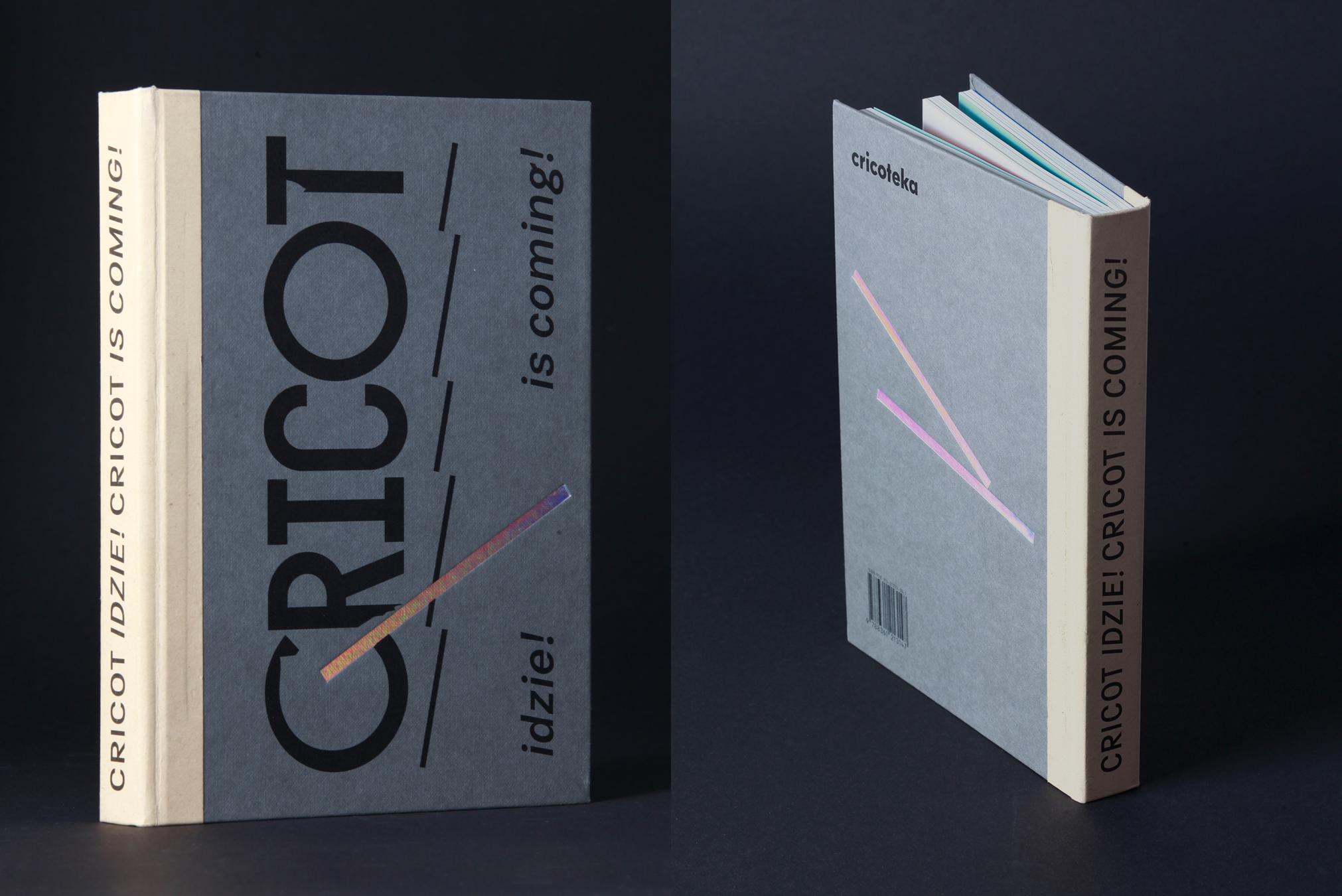 Cricot_idzie_book1 - Damien Novvak